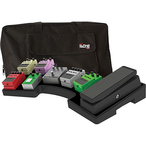 Gator Cases Mega Bone Pedalboard with Carry Bag and G-MEGA-BONE