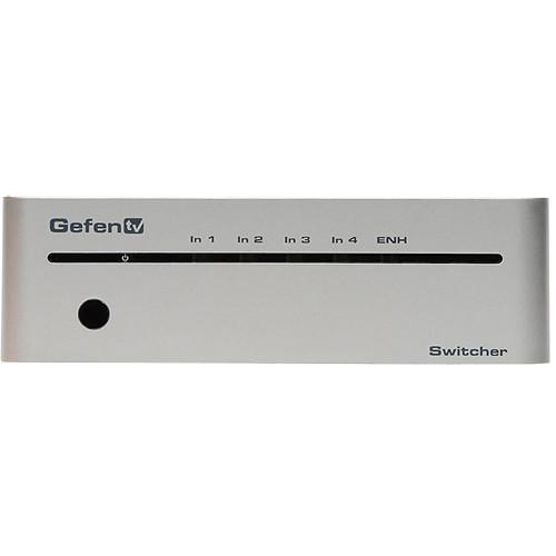Gefen GTV-HDMI1.3-441N 4x1 Switcher for HDMI GTV-HDMI1.3-441N
