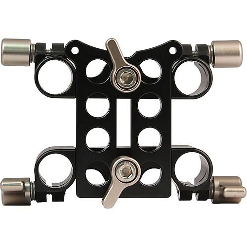 Genustech Adjustable Rod Riser Bracket (15mm) G-ARRB