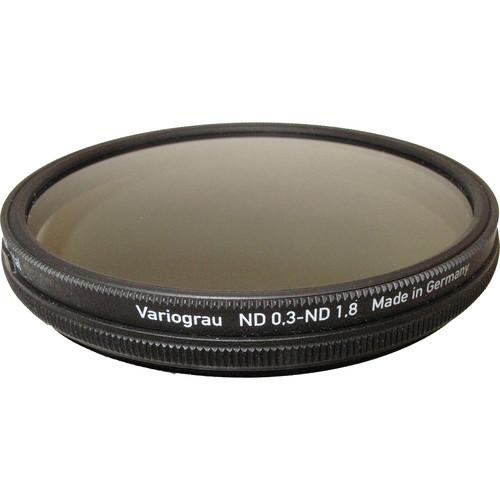 Heliopan  82mm Variable Gray ND Filter 708290