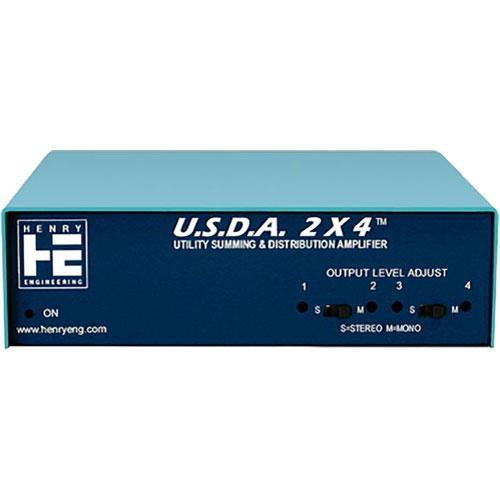 Henry Engineering U.S.D.A.2x4 - Utility Summing and US