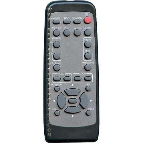 Hitachi HL02209 Replacement Remote Control for CP-X1230 HL02209