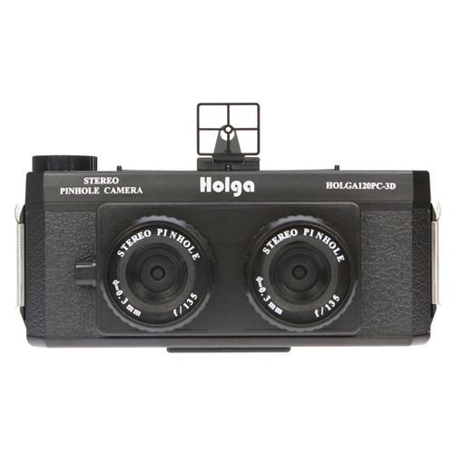 Holga  120PC-3D Stereo Pinhole Camera 195120