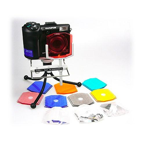 Holga Filter System for 35mm Point & Shoot and 158120