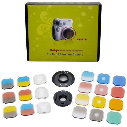 Holga FS-F7S Creative Filter & Lens Kit for Fuji 774120
