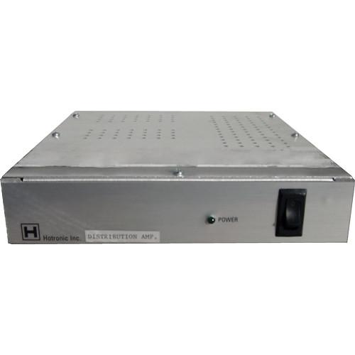 Hotronic 1x5 Analog Video Distribution Amplifier AVDA-1X5-RM