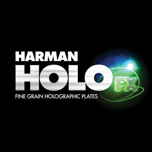 Ilford Harman Green Sensitive Holographic Plates 1169519