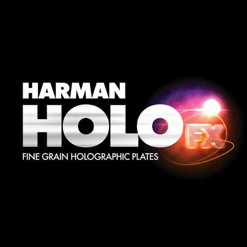 Ilford Harman Red Sensitive Holographic Plates 1169483
