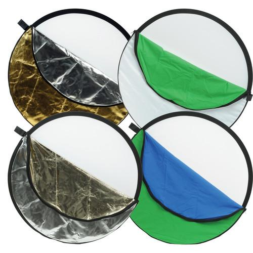 Impact  7-in-1 Collapsible Reflector Disc R-7122