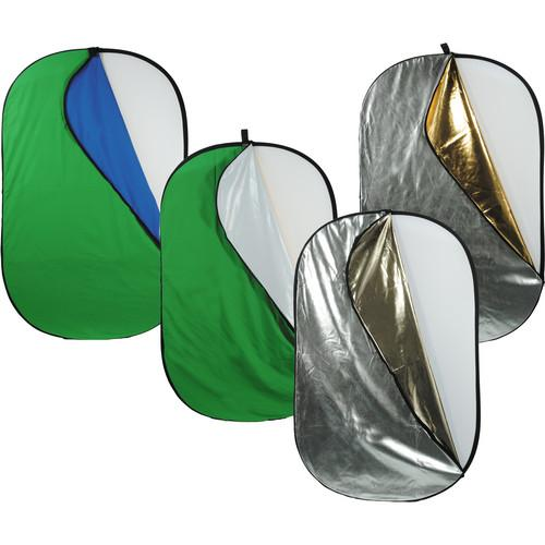 Impact 7-in-1 Rectangular Reflector Disc (42 x 72