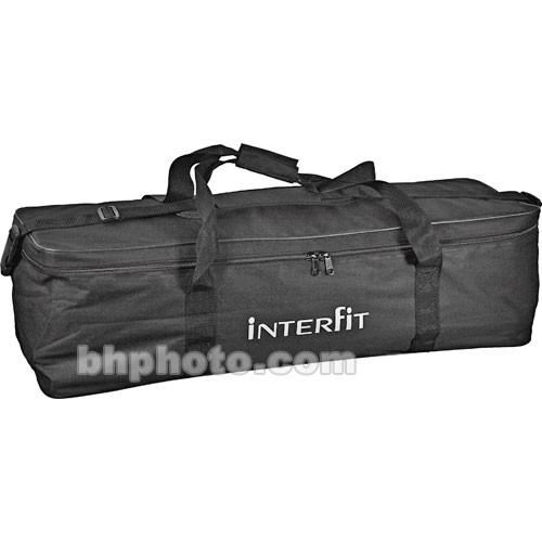 Interfit INT433 Two Head All-In-One Bag (Black) INT433