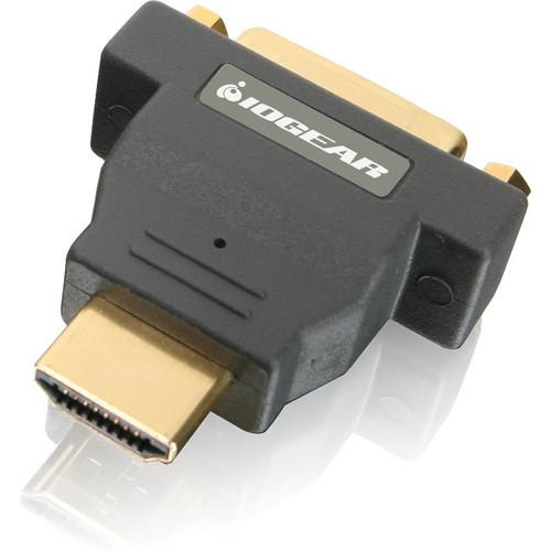 IOGEAR  DVI-to-HDMI Adapter GHDMDVIF