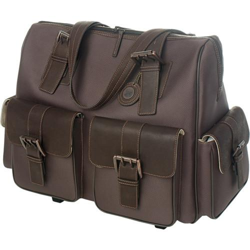 Jill-E Designs Jack Large Rolling Brown Columbian Leather 49698