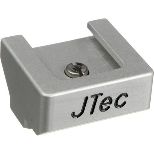 JTec NEX-5 Cold Shoe Viewfinder Mount (Silver) 10-001-S