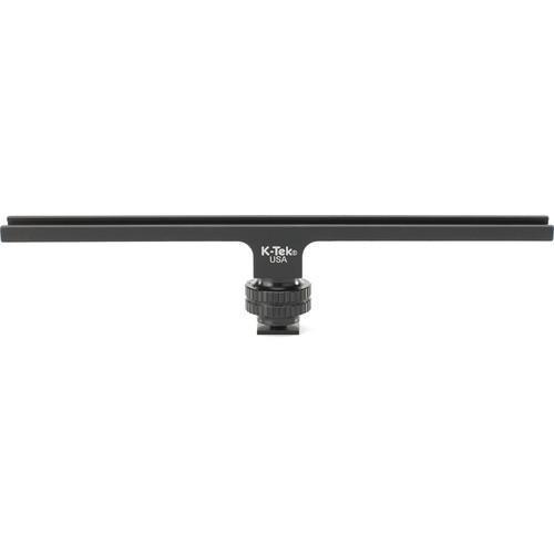 K-Tek KTBAR9 Aluminum Camera Shoe Bar (9