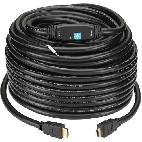 KanexPro High Resolution HDMI Cable (100') HD100FTCL314