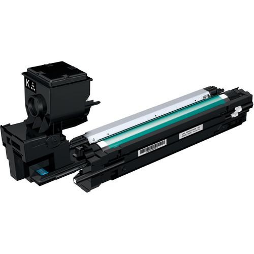 Konica Black Toner Cartridge For magicolor 3730DN A0WG01F