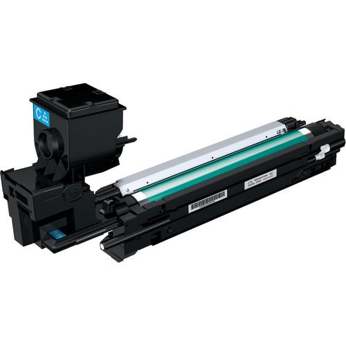Konica Cyan Toner Cartridge For magicolor 3730DN A0WG0HF