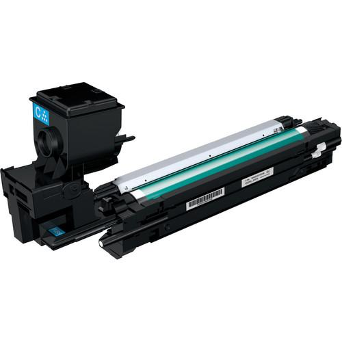 Konica High Capacity Cyan Toner Cartridge For magicolor A0WG0JF