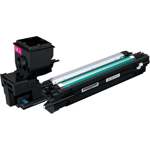 Konica High Capacity Magenta Toner Cartridge A0WG0DF