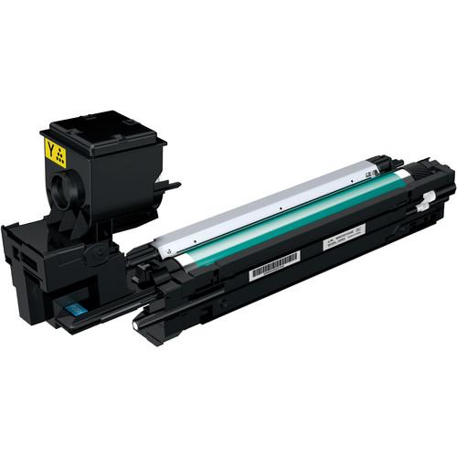 Konica Yellow Toner Cartridge For magicolor 3730DN A0WG06F