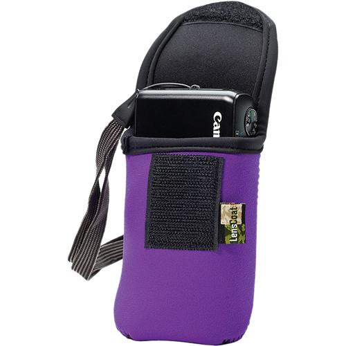LensCoat Bodybag PS Camera Protector (Purple) LCBBPSPU