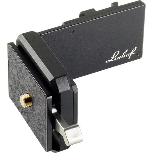 Linhof Right-Angle Adapter with Quickfix I 003661QF