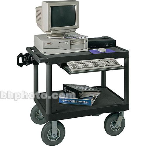 Luxor LEM32PB Endura Workstation with Pneumatic Wheels LEM32P-B