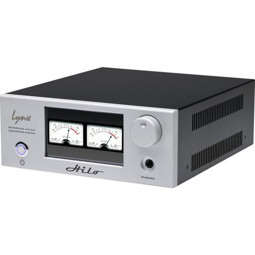 Lynx Studio Technology Hilo - Reference A/D D/A HILO-SILVER USB