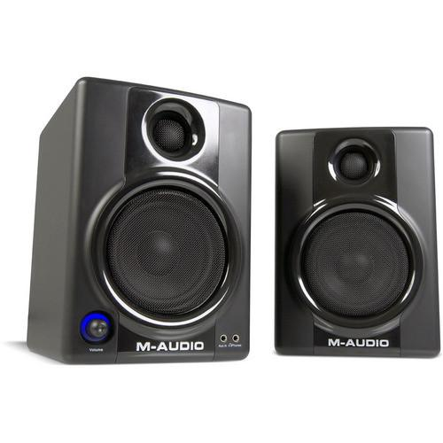 M-Audio AV 40 Active 2-Way Desktop Monitor MA99006514000