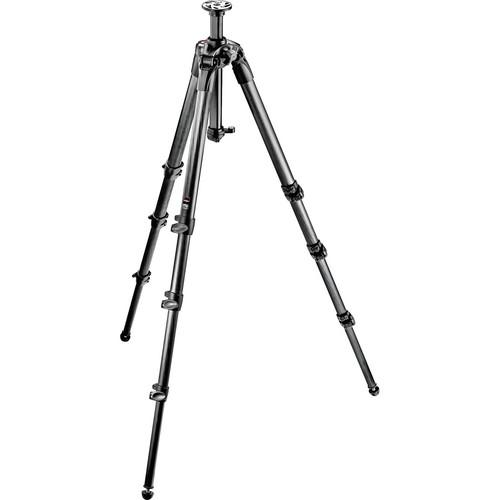 Manfrotto 057 Carbon Fiber Tripod with Rapid Column MT057C4