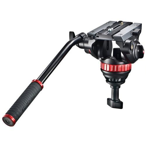 Manfrotto 502HD Pro Video Head with 75mm Half-Ball MVH502A