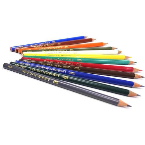 Marshall Retouching Landscape Pencil Set MSPLANDSCAPE