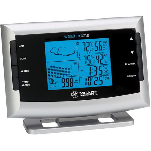Meade Portable Barometric Weather Forecaster TE653ELW-M