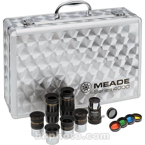 Meade Series 4000 Eyepiece & Filter Set 07169