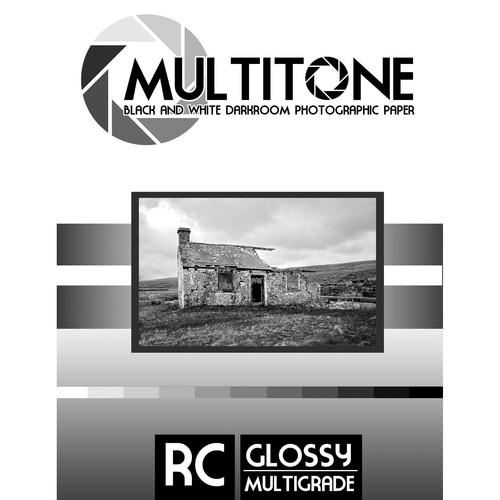 MultiTone  Black & White RC Paper MTG202450