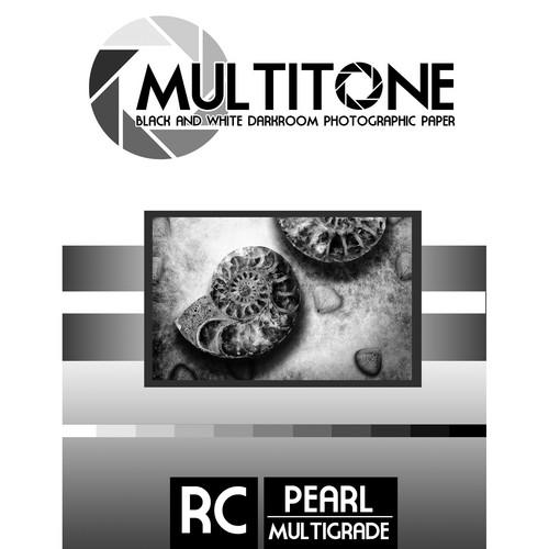 MultiTone  Black & White RC Paper MTP0810250