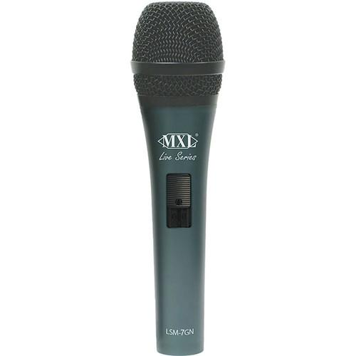 MXL LS-7GN Live Series Dynamic Microphone (Green) LSM 7 GN