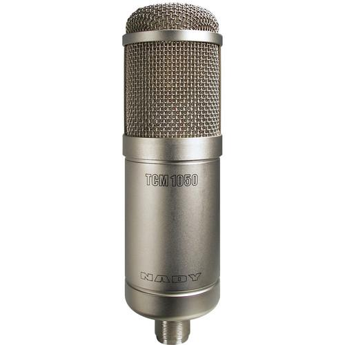 Nady TCM 1050 Vacuum Tube Condenser Microphone TCM 1050