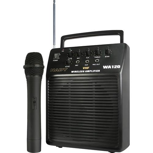 Nady WA-120 Portable Wireless PA System WA 120 HT/P
