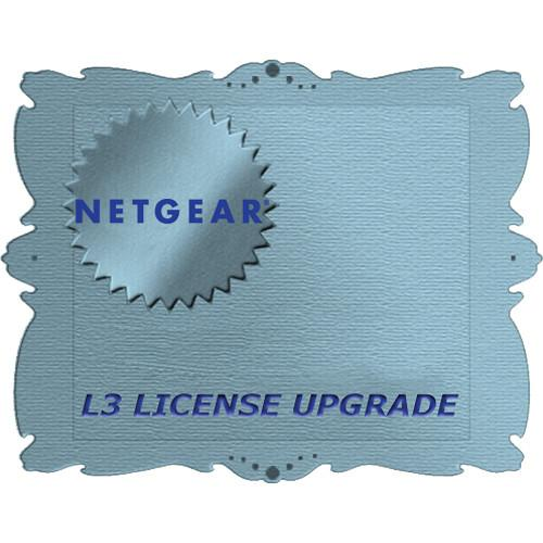 Netgear Layer 3 License Upgrade for GSM7252PS GSM7252PL-10000S