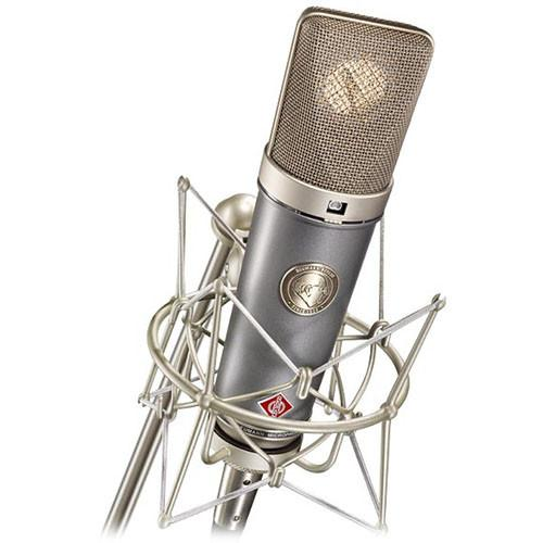 Neumann TLM 67 Multi-Pattern Switchable Studio Microphone TLM 67