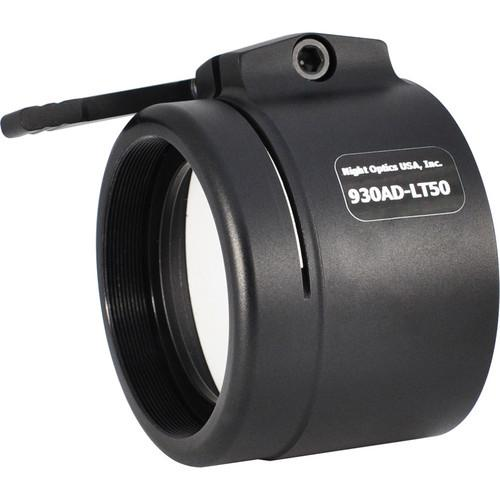 Night Optics D-930 to 50mm Leupold Scope Adapter NO-NA-930-50LE