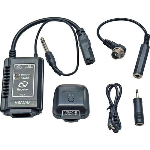 Nisha  RFTAC AC Radio Flash Trigger Set RFTAC