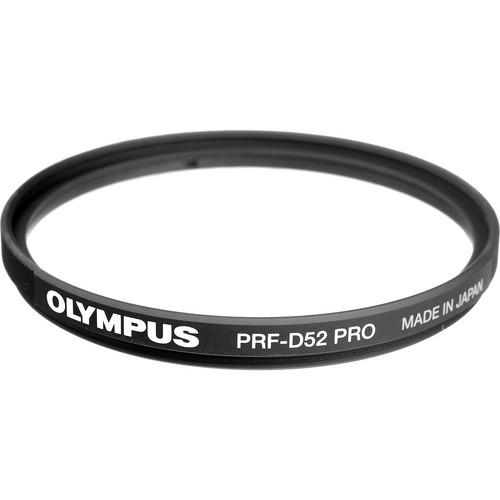 Olympus 52mm PRF-D52 PRO Clear Protective Filter 260295
