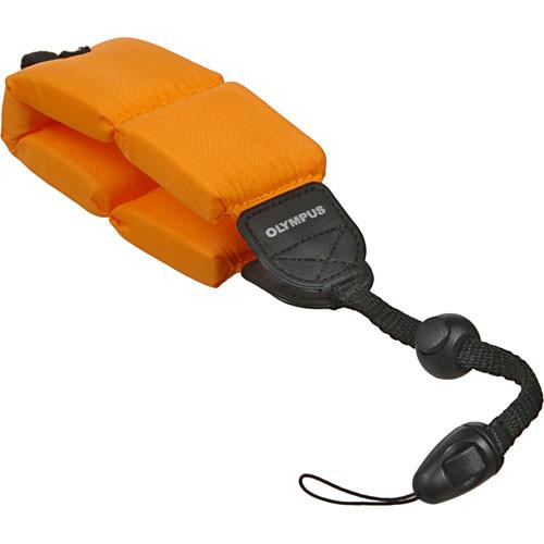 Olympus  Floating Wrist Strap (Orange) 202204