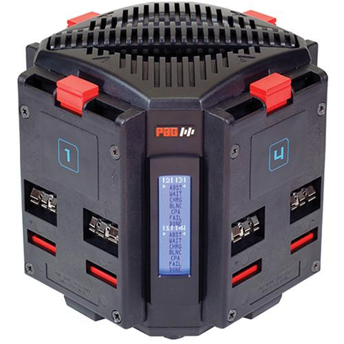PAG Cube Charger (4 x PAGlok / Parallel Charger) 9702