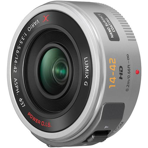 Panasonic Lumix G X Vario PZ 14-42mm f/3.5-5.6 Power H-PS14042S