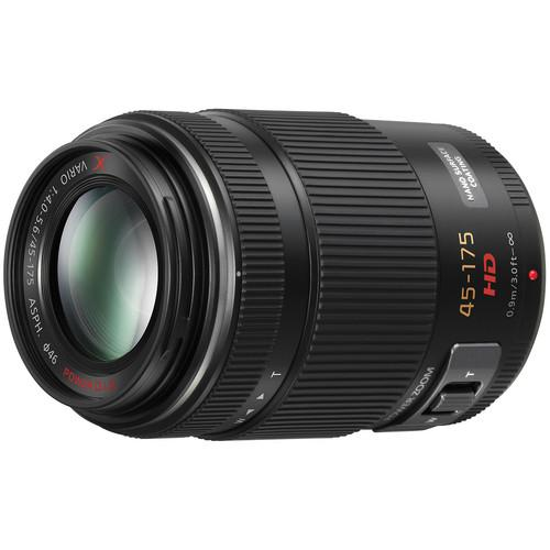 Panasonic Lumix G X Vario PZ 45-175mm f/4.0-5.6 ASPH. H-PS45175K