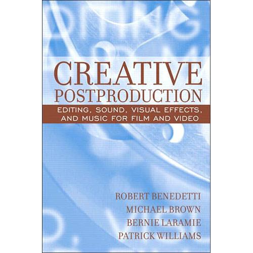 Pearson Education Book: Creative Postproduction: 9780205375752